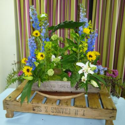 Flower Club May 2018 P1030515