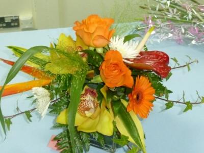 Flower Club Oct3