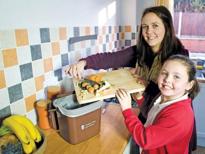 Food Recycling Kier