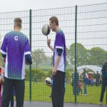 Giants at MUGA