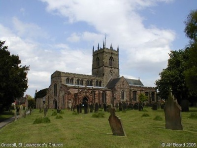 Gnosall Church