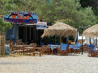 Greek island tavernas may close