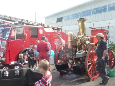 Historical Fire Engines