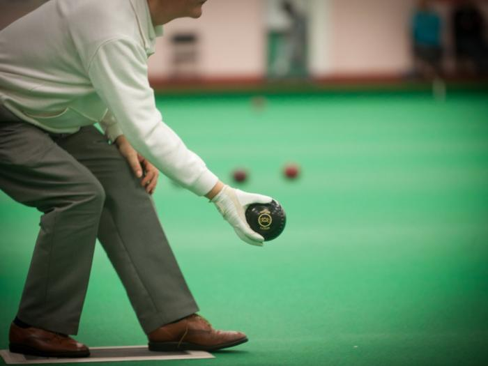 indoor bowling