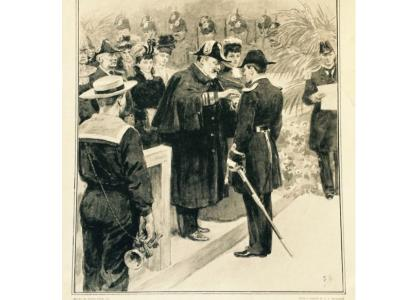 Investiture by the King