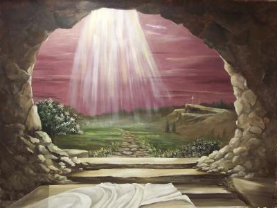 jesus-resurrection-from-the-empty-tomb