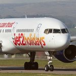 jet2holidays airplane