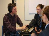 Joel Moors Interviews Daisy medium