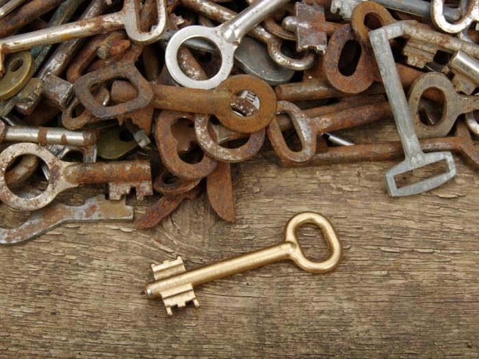 keys, key, lock, prison