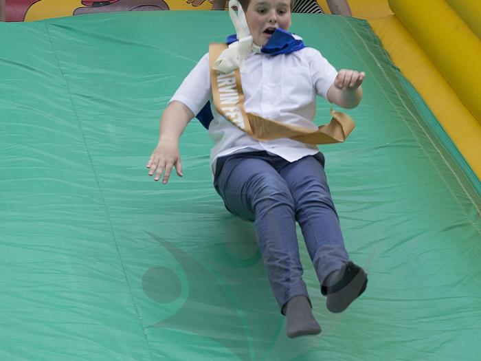 King Down Slide