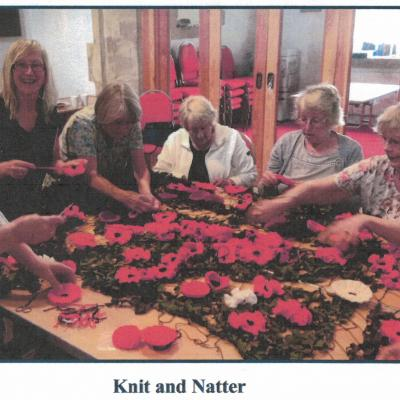 Knit & Natter Group - Stockton