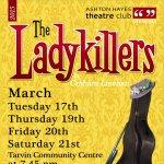 Lady Killers - Ashton Hayes Theatre