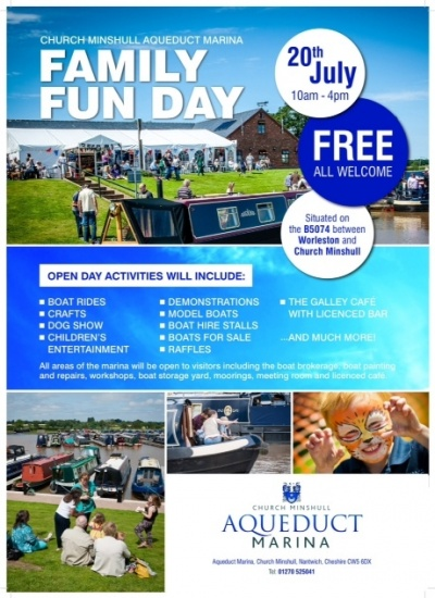 Marina Open Day