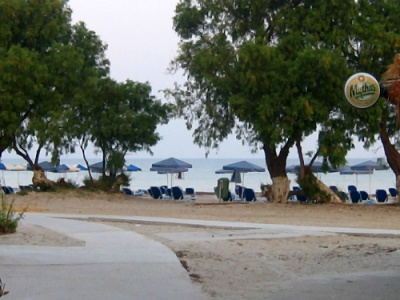 Mastihari beach on Kos