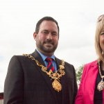 Mayor and lady mayoress 220150628 web