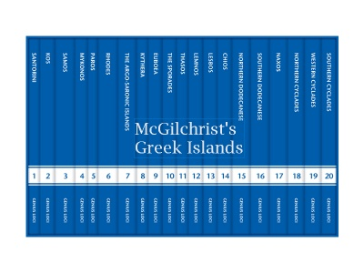McGilchrists guide books