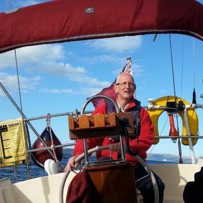 Minshull Mariners steering
