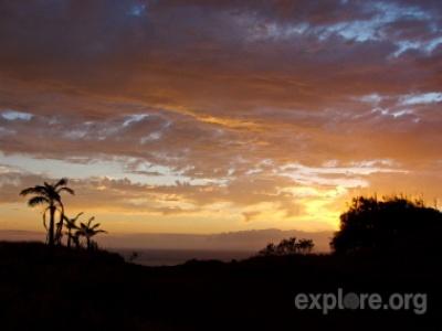 molokai-sunset