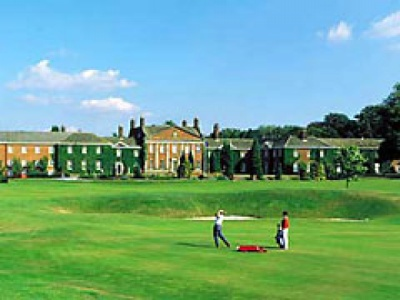 Mottram Hall golf