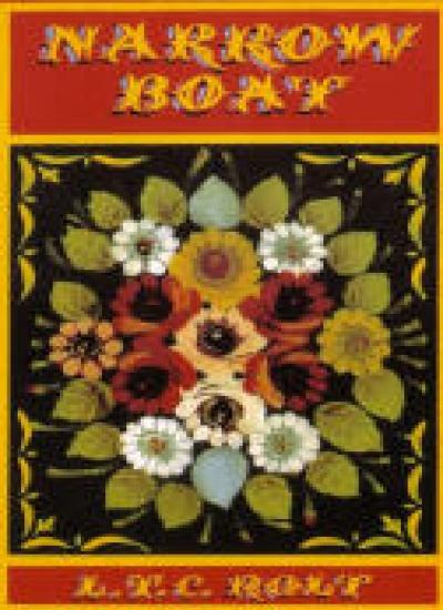 Narrowboat Book Cover