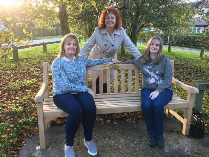 New Bench in Oscroft Img_0850