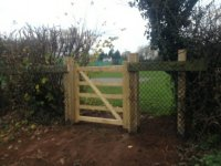 New gate 2014