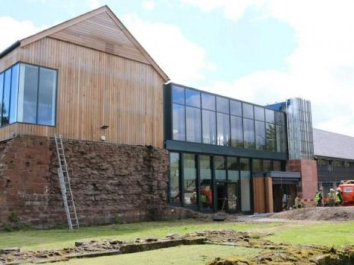 Norton Priory Museum - buildingworksinprogress