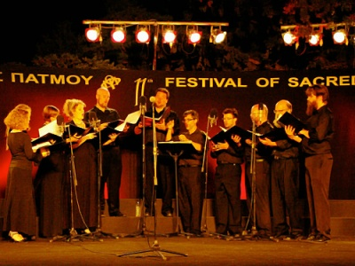 Patmos festival of sacred music