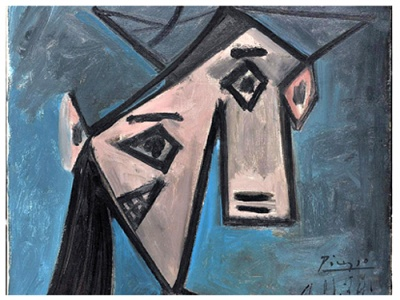 Picasso stolen from gallery in Athens