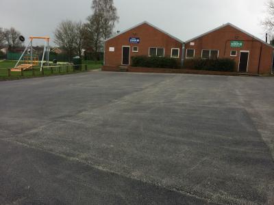 Playing Field Car Park Resurfacing