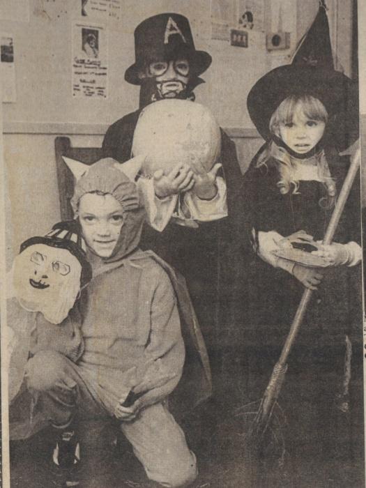 Playschool Halloween