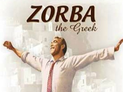 Poster for Zorba the Greek