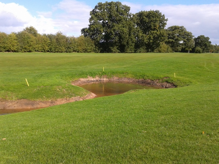 Pryors Hayes Pond on 17th (2)