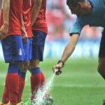 Refs spray