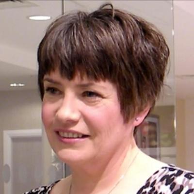 Rev Barbara Greenwood