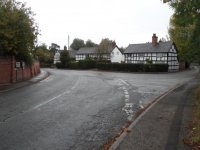 Roads prior to traffic calming