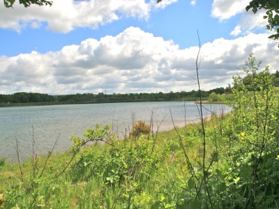 sandpit lake