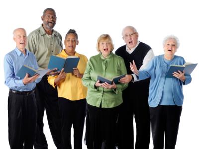 singers, people, group