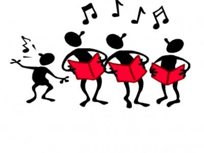 singing image