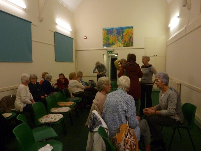 St Andews Womens Group Meeting November 2017 (1)