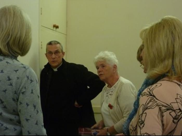 St Andews Womens Group Meeting November 2017