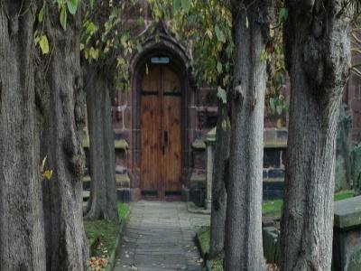 St Andrews Front Door