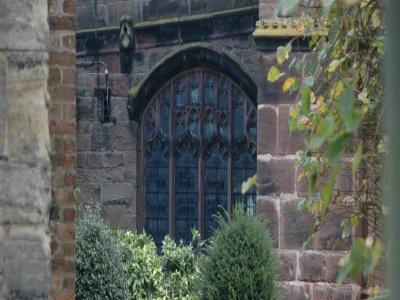 St Andrews Window Landscape