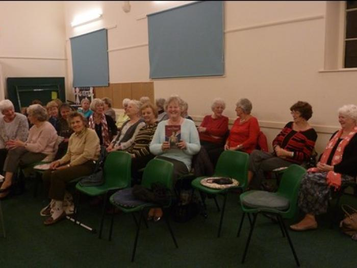 St Andrews Womens Group Meeting October 2017