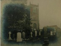 St Bartholomews Church graveyard