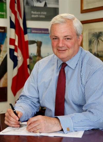 Stephen OBrien MP