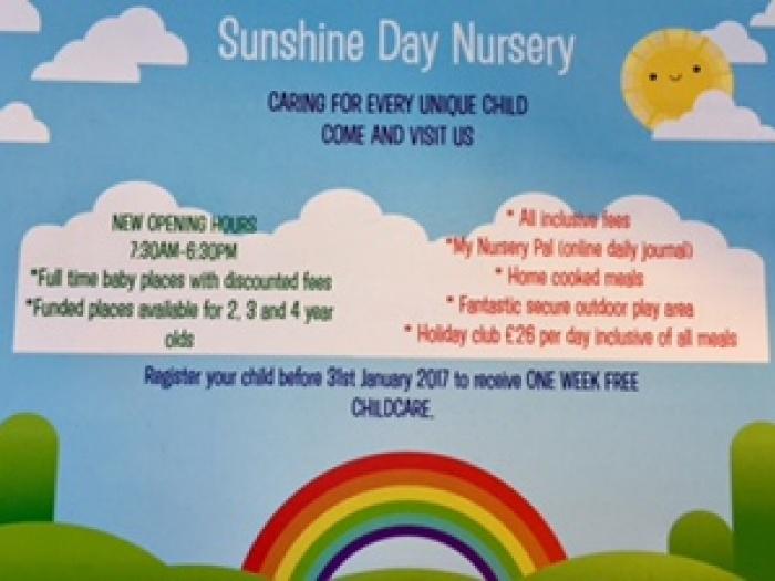 Sunshire Day Nursery