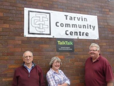 TalkTalk's Sponsorship of Community Centre Signage
