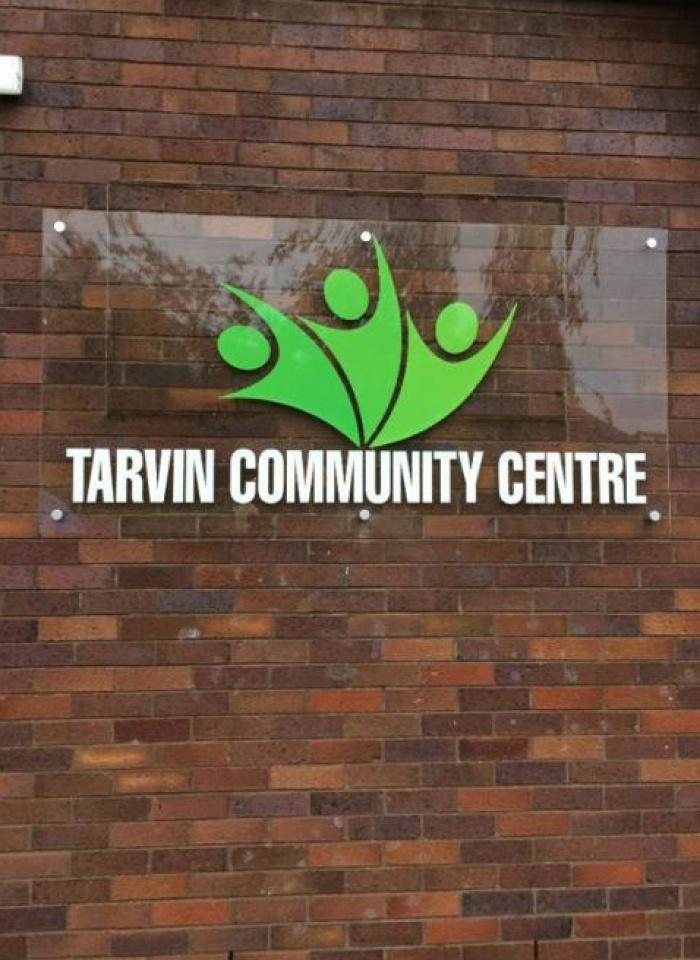 Tarvin Community Centre Logo