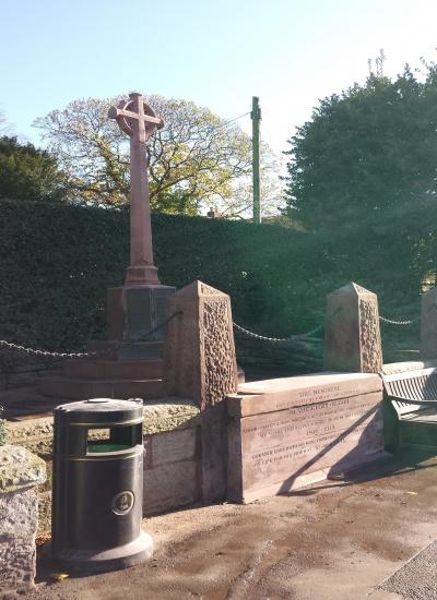 Tarvin monument 2